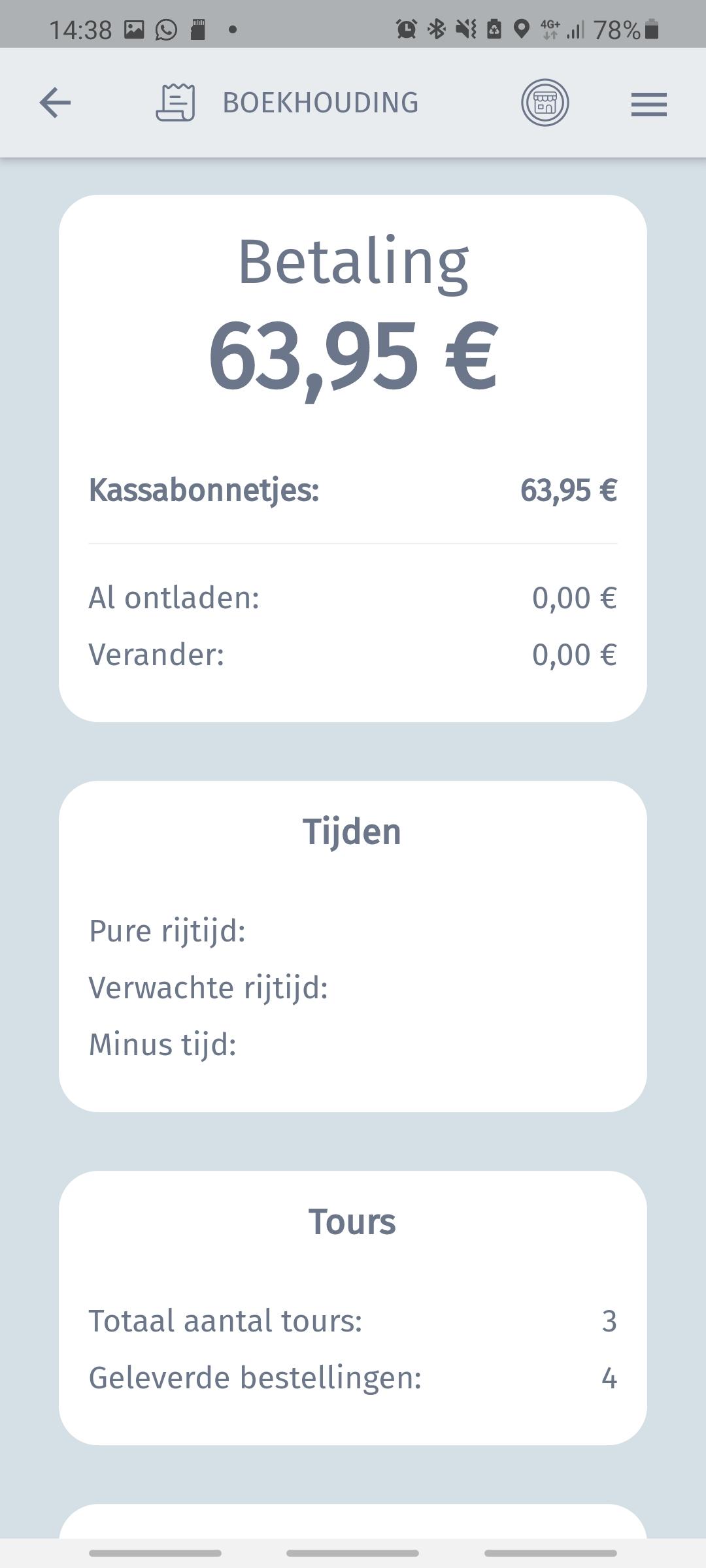 Betalingen - een overzicht van contant geld